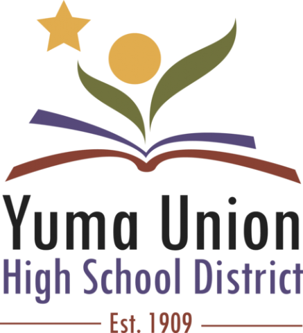 Yuma Union High School District logo