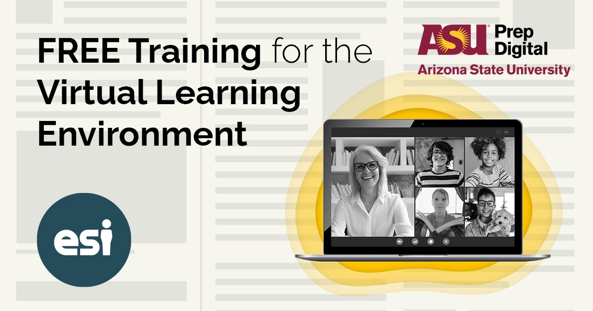 Free ASU Training for the New Virtual Learning Environment