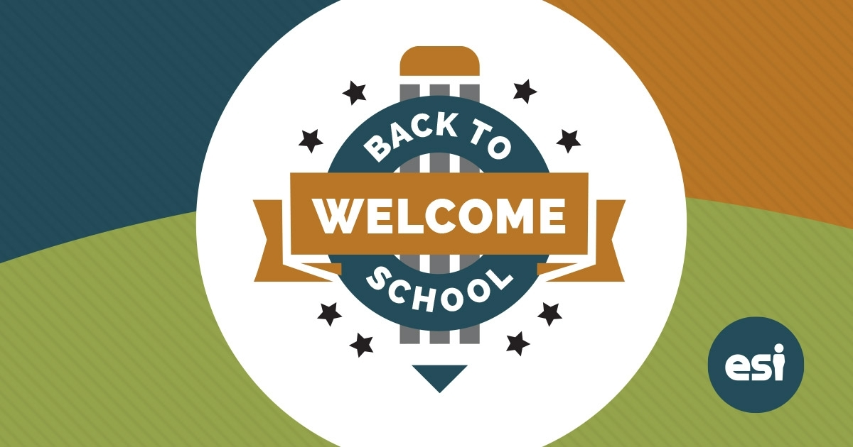 ESI welcomes you back to school