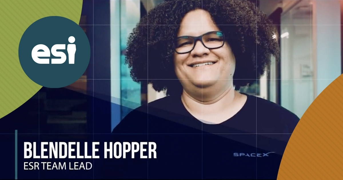 Getting to know Blendelle Hopper