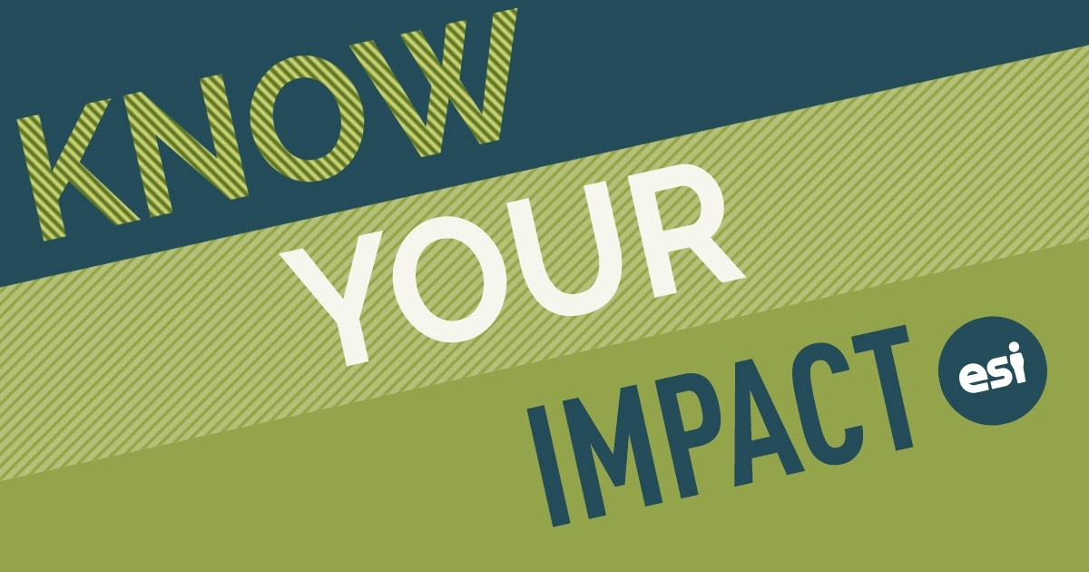Know Your Impact