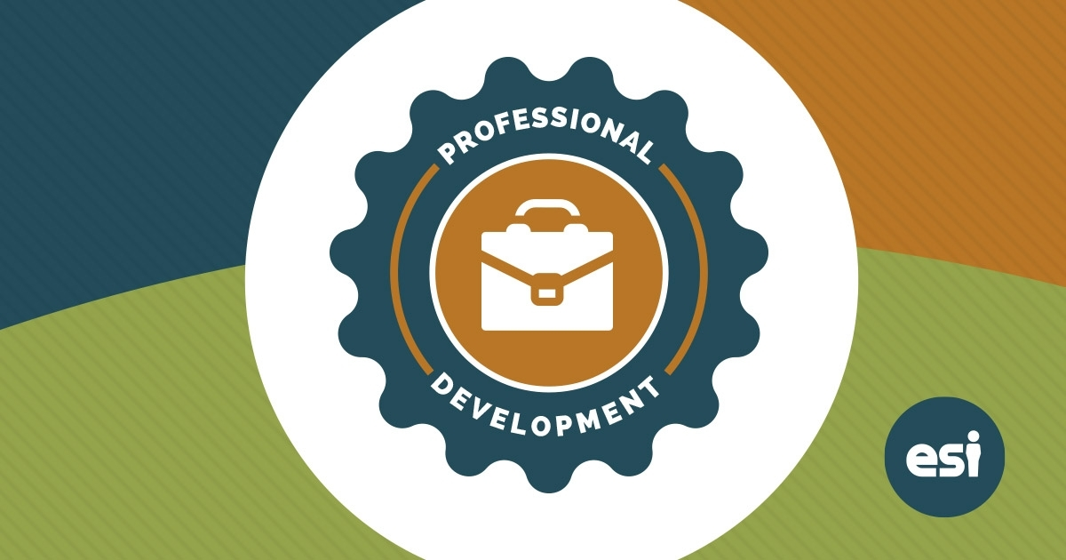 Professional Development Opportunity with ASU and ESI