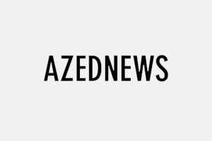 AZEDNEWS logo